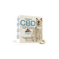 Pastilles de CBD pour chats Cibapet