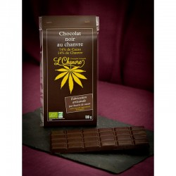 Chocolat noir artisanal au...